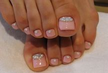 Pedicure / For your cute tootsies! / by CutexUS