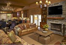 Living Rooms / by Louie Lighting Inc.