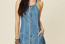 модели из джинсы