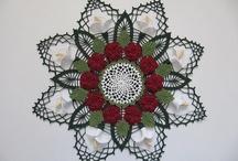 Serwetki crochet