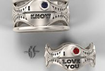 Star Wars Jewelry / Watches, jewelry, all the shiny Star Wars stuff you can wear!
