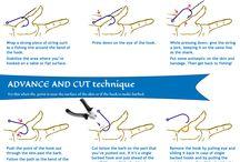Fishing Infographics Dinga
