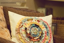 Pillows / by Frances Howell