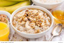 Leckeres und gesundes Frühstück