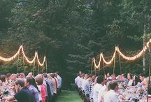Wedding Ideas / Anything garden/picnic/summery/DIY/flowery/boho/bicycle wedding related