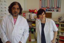 Educando los sentidos / Talleres de educación sensorial para niños. Diseñados por la Dra. Eva Campo de la Universidad de Zaragoza