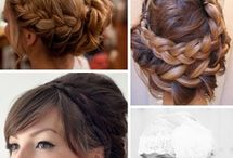 hair & beauty / by Tone Lepsøe
