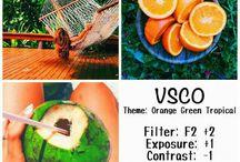 VSCO// F2 FILTER
