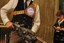 Steampunk: For Hubby / by Midian Spectra