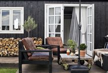Outdoor space & balcony