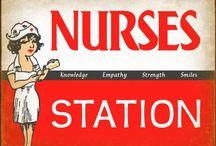 nursing / by Bobbette Carnley