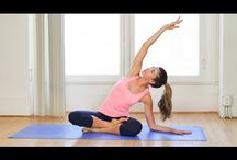 Pilates workout video's