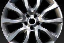 Land Rover wheels / by RTW OEM Wheels