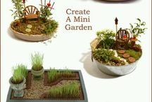 Fairy Garden DIY Project / by Alexandra Adair