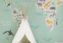 Safari baby nursery ideas