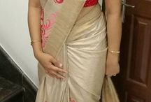 Blouse and Saree Collections