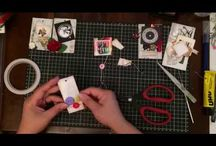Altered art and scrapbook ideas / by Puffy