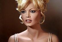 Barbie look a like