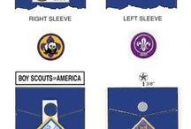 kids - Scouts / by Jenny Wagner