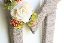 Wreath Ideas / by Angelica L
