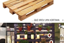 Pallets / by Fabi Barbi