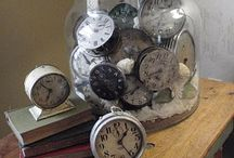 Clocks / by Cindy | Edith & Evelyn Vintage