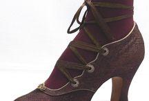 историческая обувь