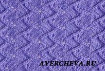 Vzory pletenia