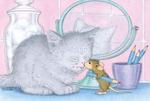 House Mouse Naugthy