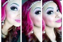 Makeup Looks  / by Angelina Martinez