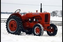 Tractoren Allis Chalmers / Allis chalmers