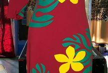polinesian wear
