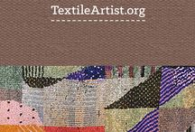 History of Textile Art / History of Textile Art on TextileArtist.org