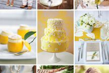 English Yellow Wedding