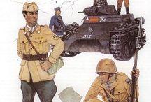 Ισπανικός εμφύλιος - guerra civil esp.