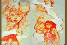 Sketches that Inspire