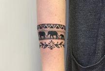 tatuaze slon