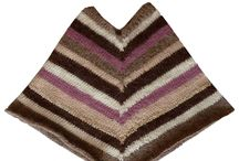 POWWOW Kiddo Knitwear / This all organic Knitwear is produced by hand and fairtrade in Bolivia.