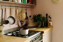 Our Cottage - Kitchen / by Lydia Billman