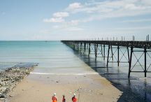 Simon Roberts_Pierdom / Simon Roberts has travelled the coastline of Britain to create a comprehensive and fascinating photographic record of the country's remaining pleasure piers, in homage to these monuments of Victorian engineering and eccentricity.