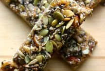 Healthy bars and Bites