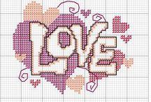 corazones  y amor