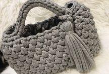 編み物 バック