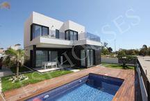 Aquamarine. Modern Style Villas / Modern style villas
