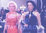 Keep Calm AND / Keep calm and...