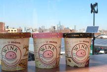 New York City shots  / by Wink Frozen Desserts