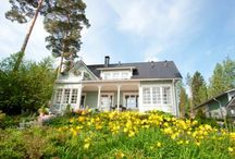 Cottages & Villas in the Tampere Region