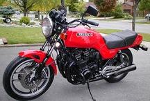 Skruzuki / Klassiske japanske motorsykler