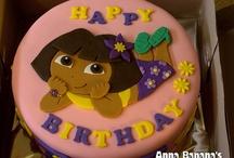Cakes: Dora the Explorer