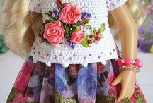 Effner Little Darling dolls / These very special cuties were created by Dianna Effner.